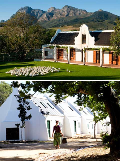 farm hotel babylonstoren 1 - Babylonstoren: a sense of well being