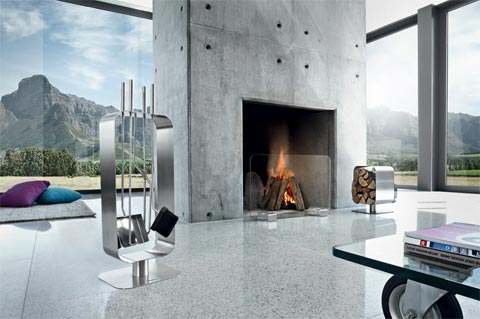 Fireplace designs modern fireplace design ideas for Innendekoration wil