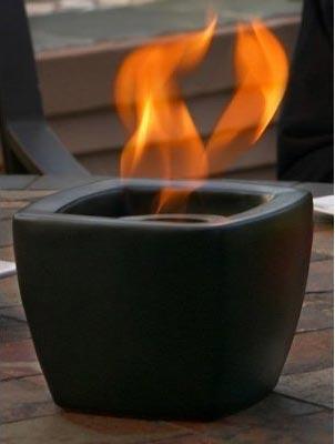 firepots real flame - Fire dance: Real Flame Firepot