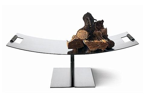 fireside log stand conmoto - Conmoto Fireside Log Stand: Outstanding