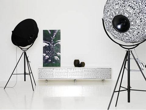 floor lamp fortuny 2 - Fortuny Floor Lamp
