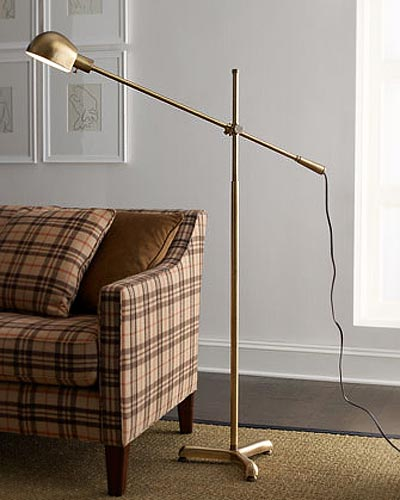 floor lamp ralph lauren - Ralph Lauren Perry Floor Lamp – Style it Up
