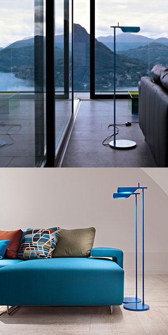 floor lamp tab - Tab Lighting: T for Table, F for Floor