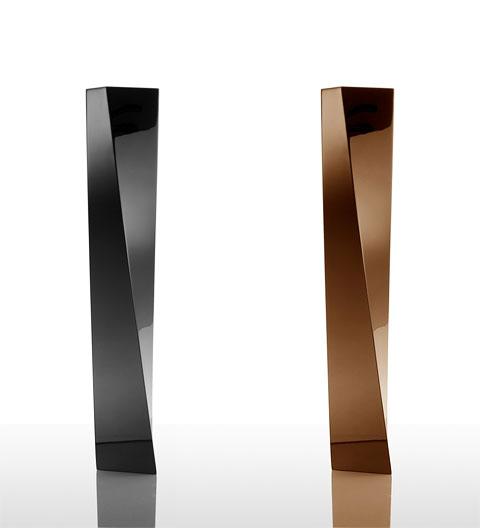Crevasse Vase Architectural Inspiration Art Decor