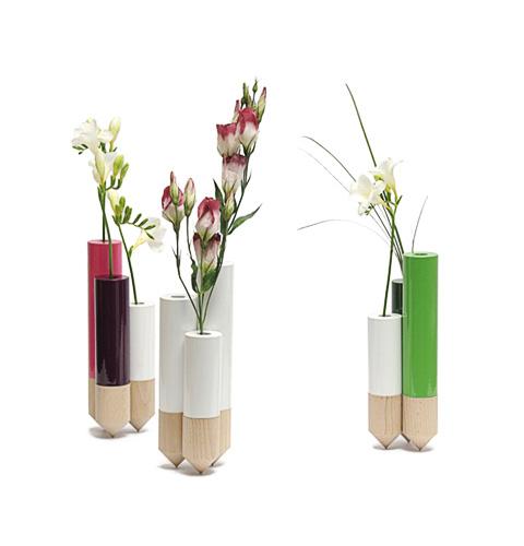 flower vase pik - PIK Vase: an elegant case of three...