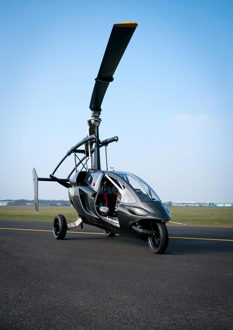 flying car palv 800x1132 - The PAL-V One