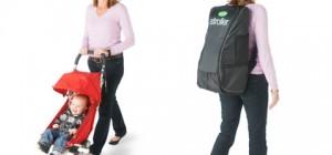 folding backpack stroller2 300x140 - QuickSmart Backpack Stroller: Ready to roll