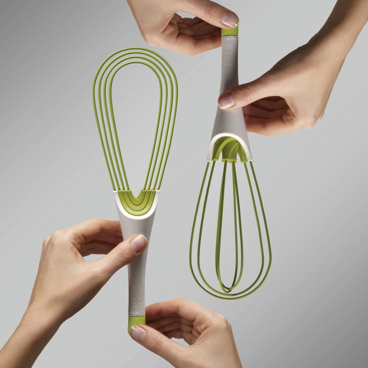 folding whisk twist jj - Twist Whisk: Hidden Design