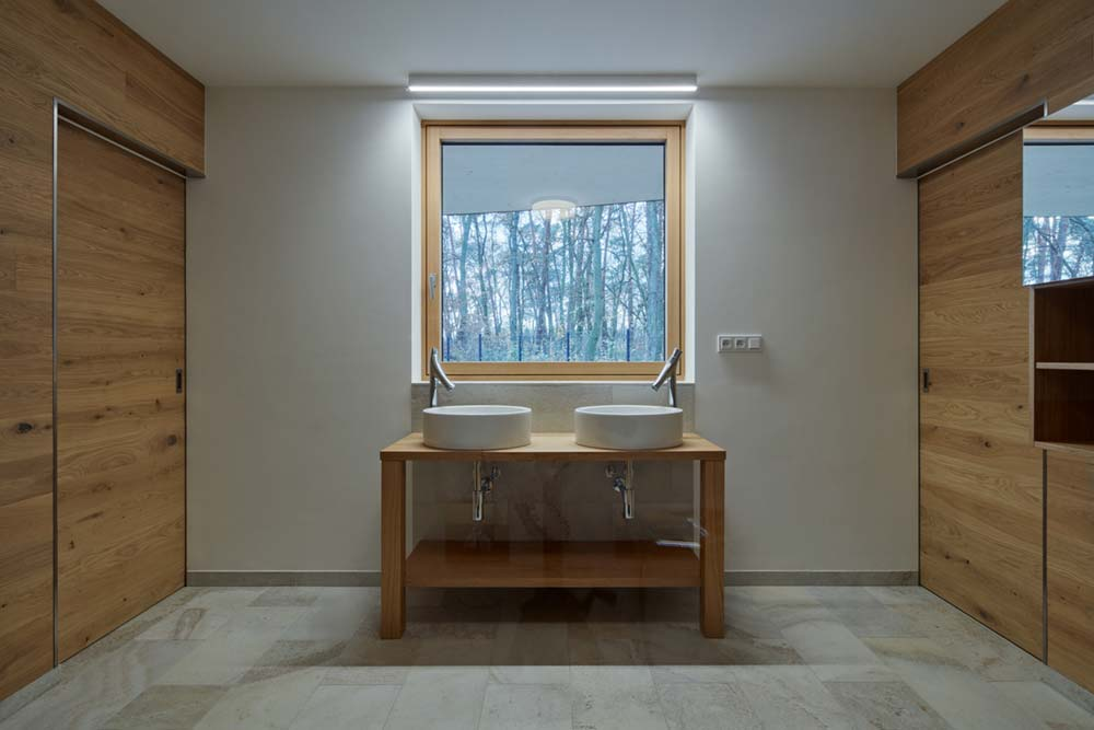 forest villa bathroom design - Forest Villa