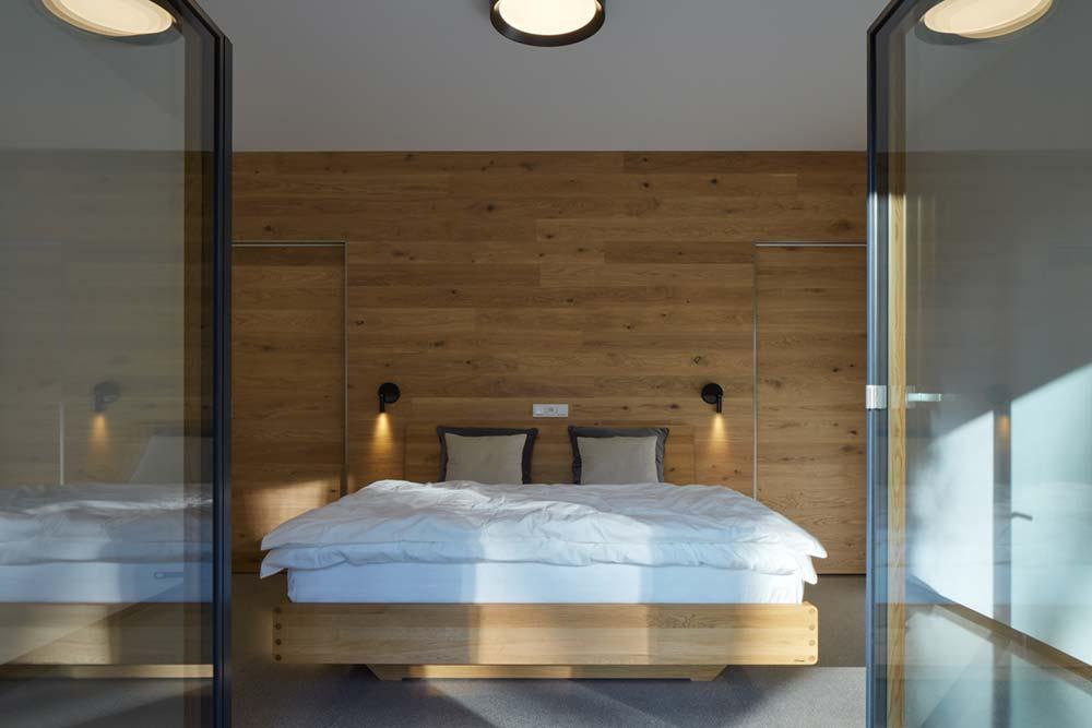 forest villa bedroom design - Forest Villa