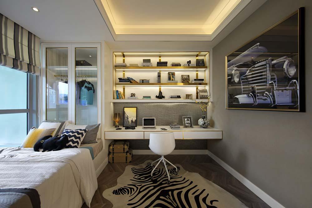 Elegant Boy Room Desk