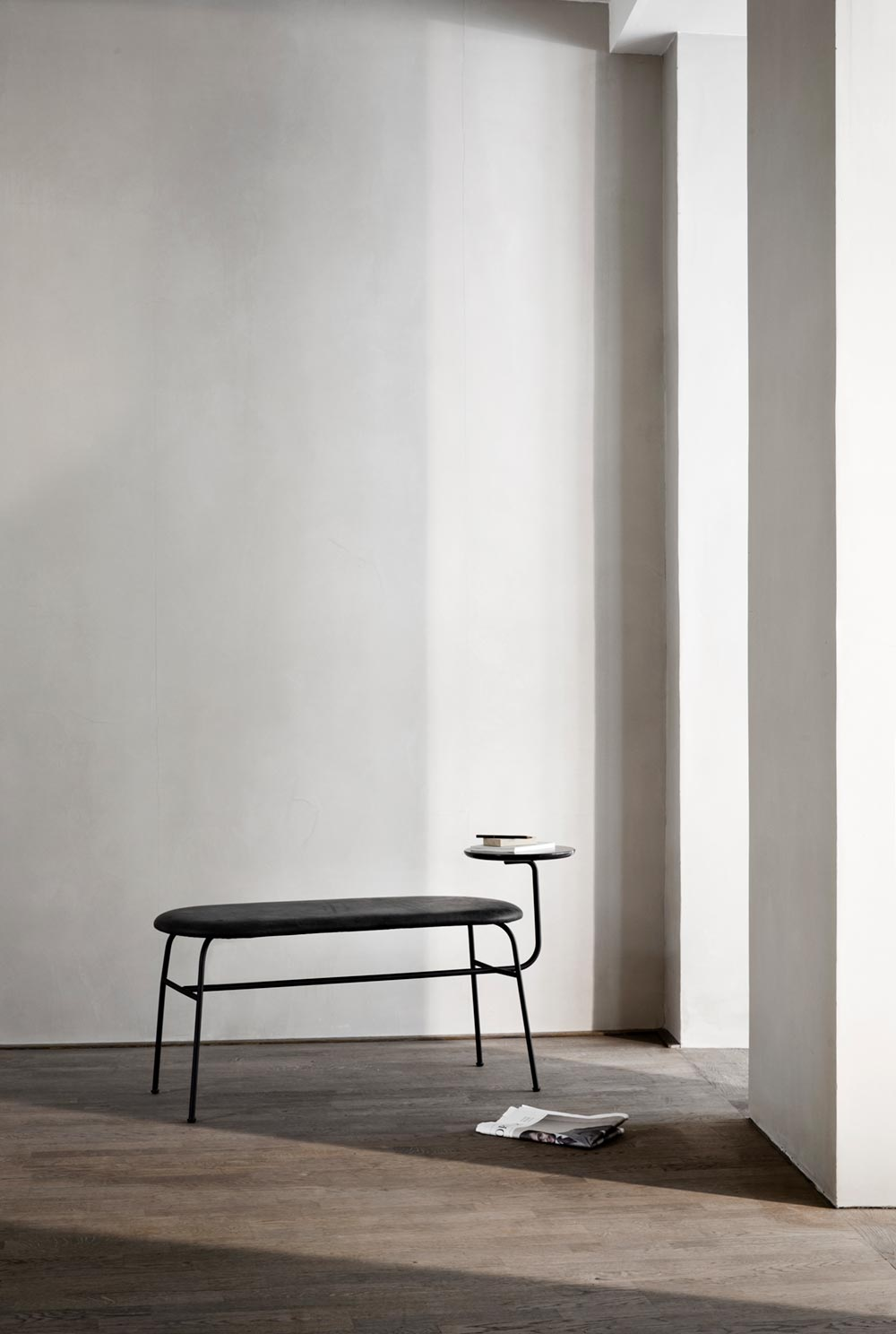 Minimalist Interiors Of The Kinfolk Gallery And Office