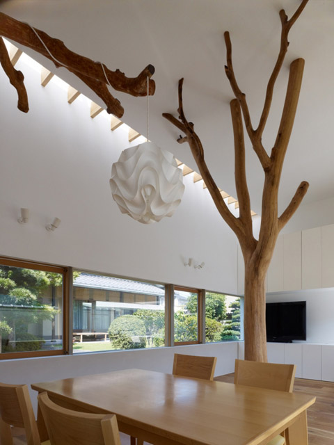 Garden Tree House An Architectonic Homage For Trees