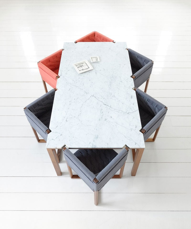 geometric dining table bdc 800x958 - Efasma