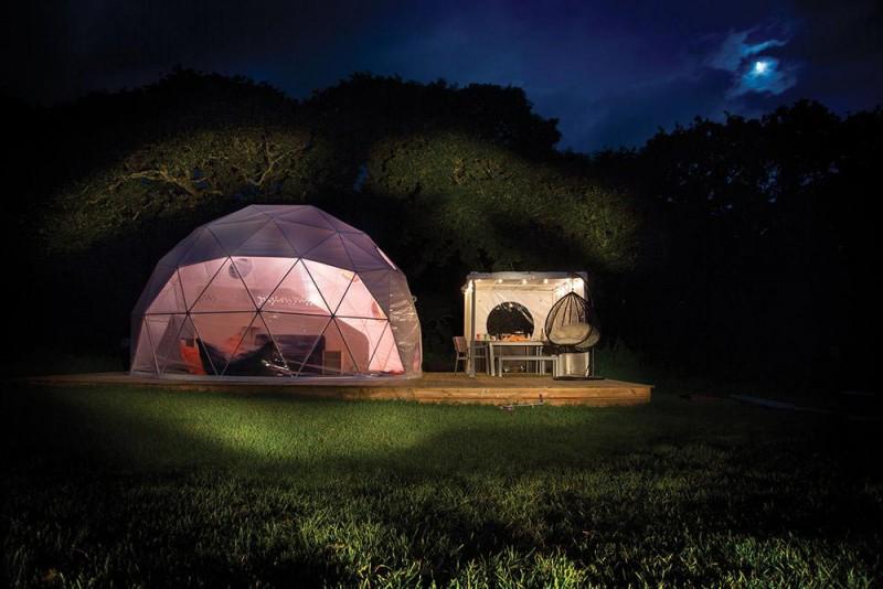 glamping glisten 800x534 - Glisten Camping
