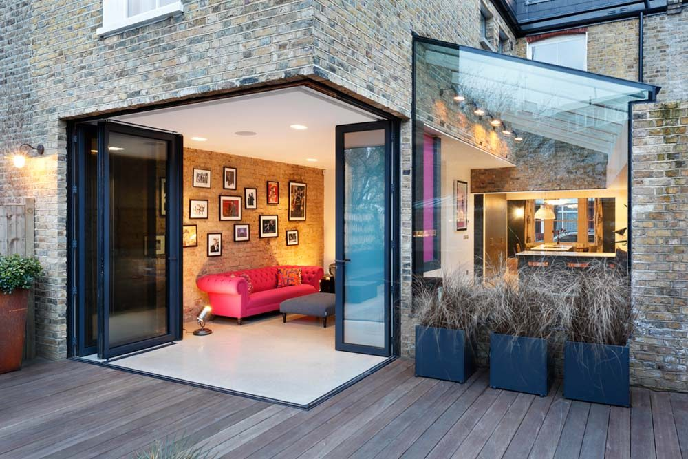 glass kitchen extension pad 1000x667 - Hennessy House