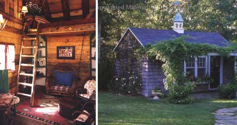 images about backyard cottage ideas on, Backyard Ideas