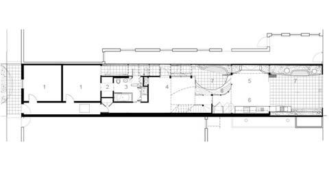 green house plan carlton - North Carlton Green House
