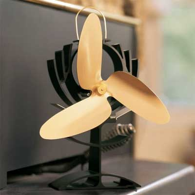 Ecofan Stove Fans: Cold, Warm, Hot - Fireplace Designs - Ecofan For Wood Stove WB Designs
