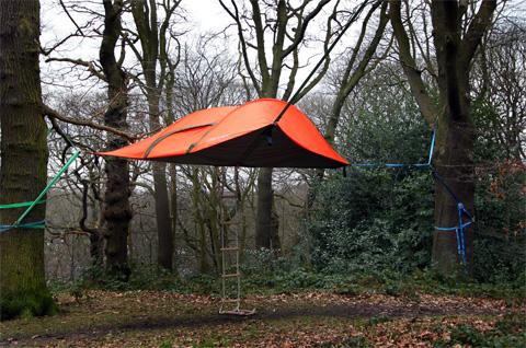 hammock-tent-tentsile & Tentsile: Tense not nervous - Camping Gear