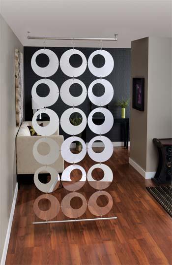 Hanging Room Divider Linea3