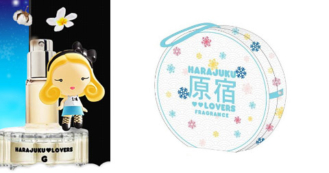 harajuku lovers perfume set - Harajuku Lovers Fragrance