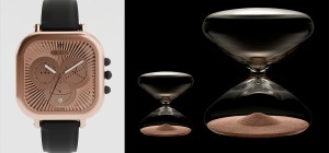 hayon newson watch 300x140 - Jaime Hayon & Marc Newson timepieces at Salon QP
