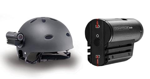 helmet camera contourhd 2 - ContourHD Helmet Camera