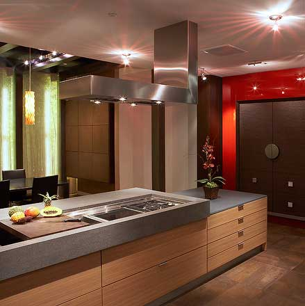 HIDDEN KITCHEN APPLIANCES KITCHEN DESIGN PHOTOS
