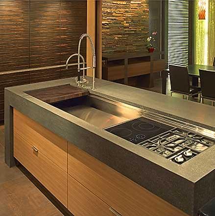 Hidden Kitchen Bathroom 5