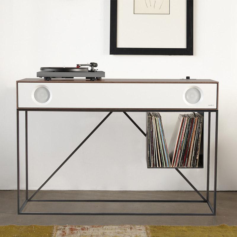 hifi stereo console2 - Stereo Console