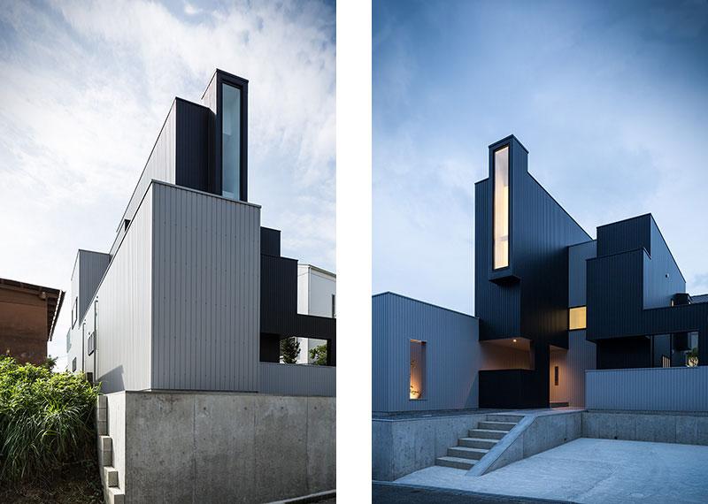 Japan Small Homes Design