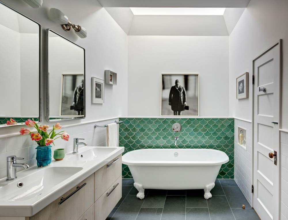 home design bathroom bfdo - House for Booklovers and Cats