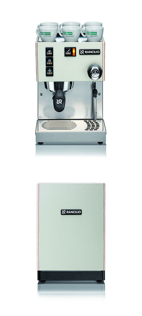 home espresso machine rs le1 - Rancilio Silvia Home Espresso Machine: Good Morning!