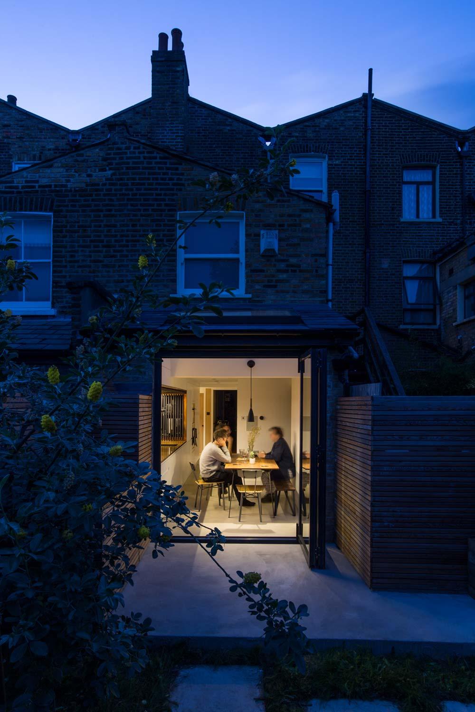 home extension bath1 - Sunken Bath Project