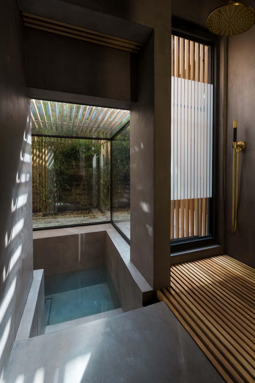 home extension bath5 - Sunken Bath Project