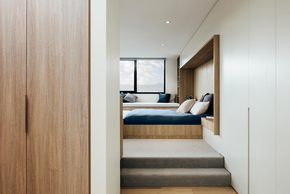 home extension bedroom design ppa - Armadale 4