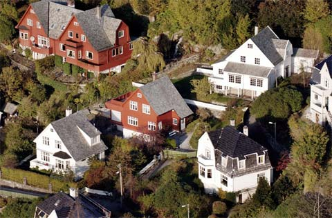 home extension bergen 5 - Home Extension: Halvorsen Hansen Addition