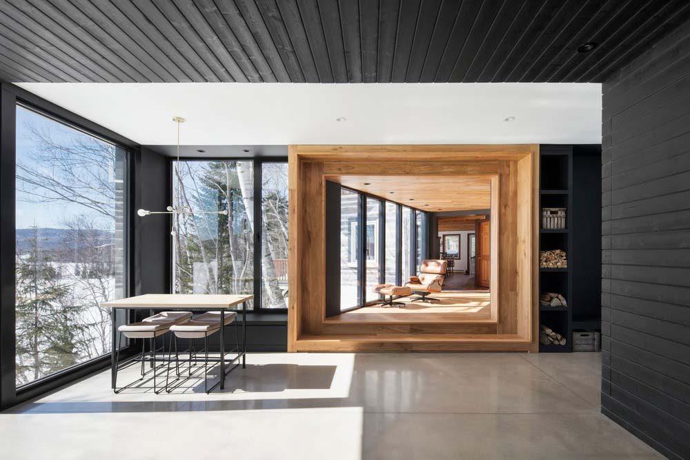 home extension chalet lounge 1000x667 - Chalet La Petite Soeur