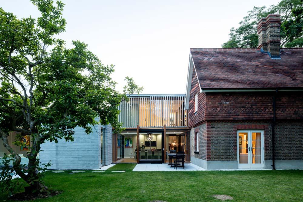 home extension cottage mma2 - Warren Cottage