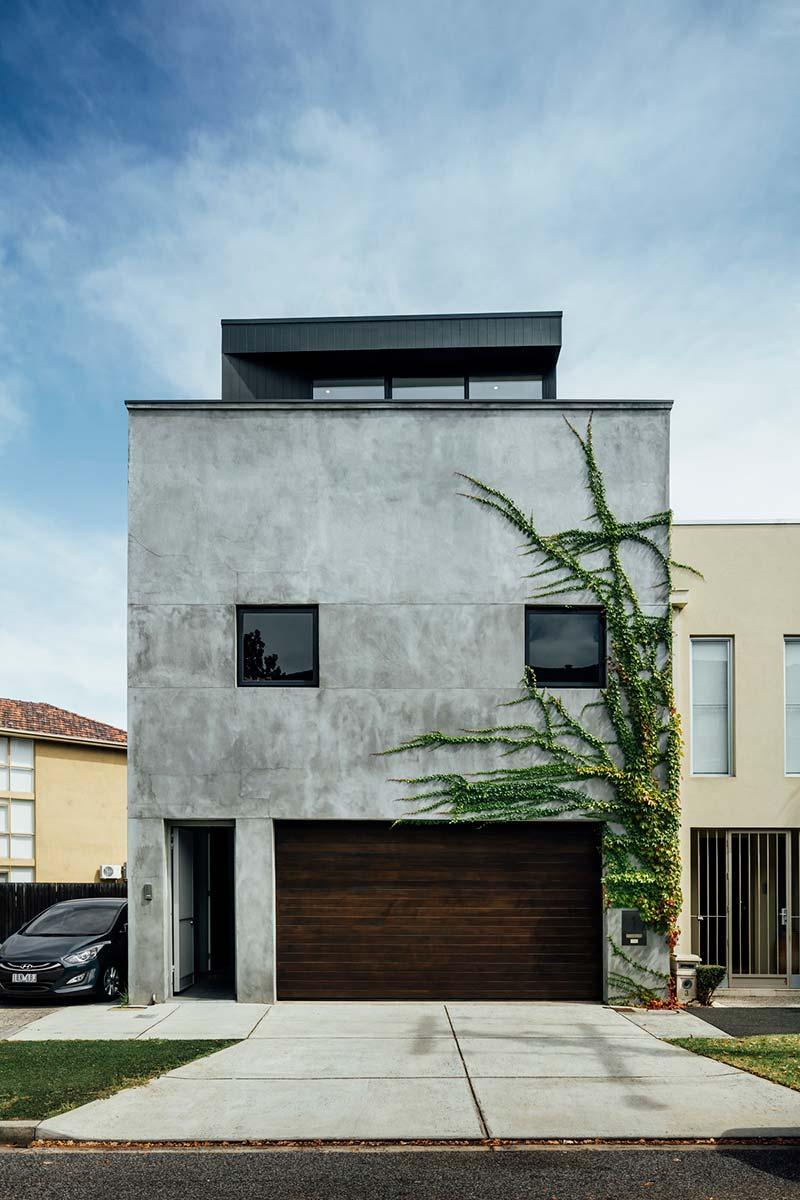 home extension facade design ppa - Armadale 4