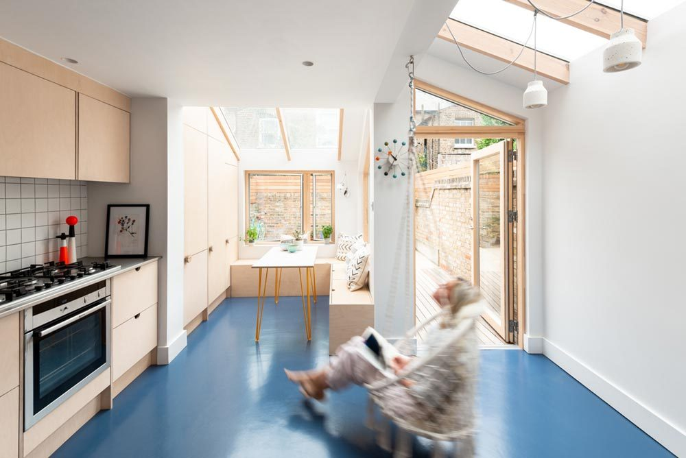 home extension kitchen design ph 1000x668 - Oliphant St. Extension