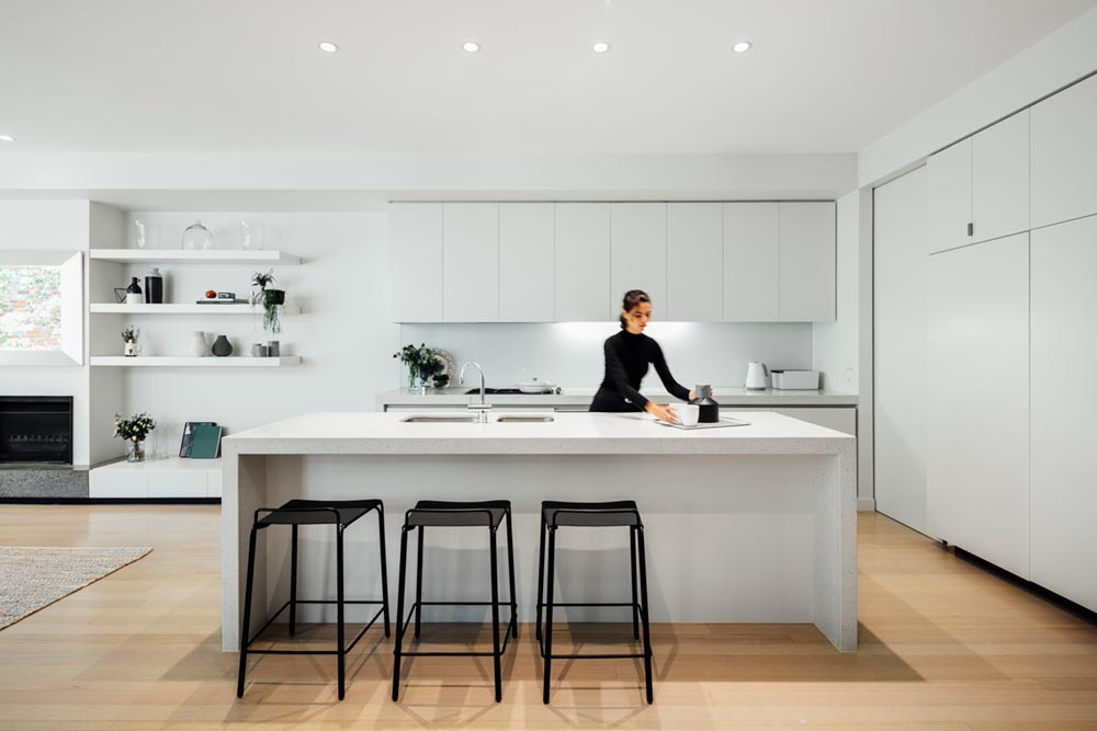 home extension kitchen design ppa - Armadale 4