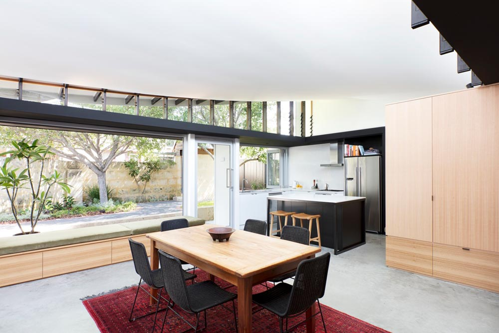 home extension kitchen design psa - Forrest Street Extension
