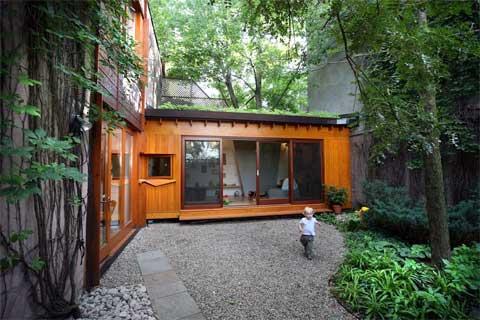 Home Extension Maison Bt
