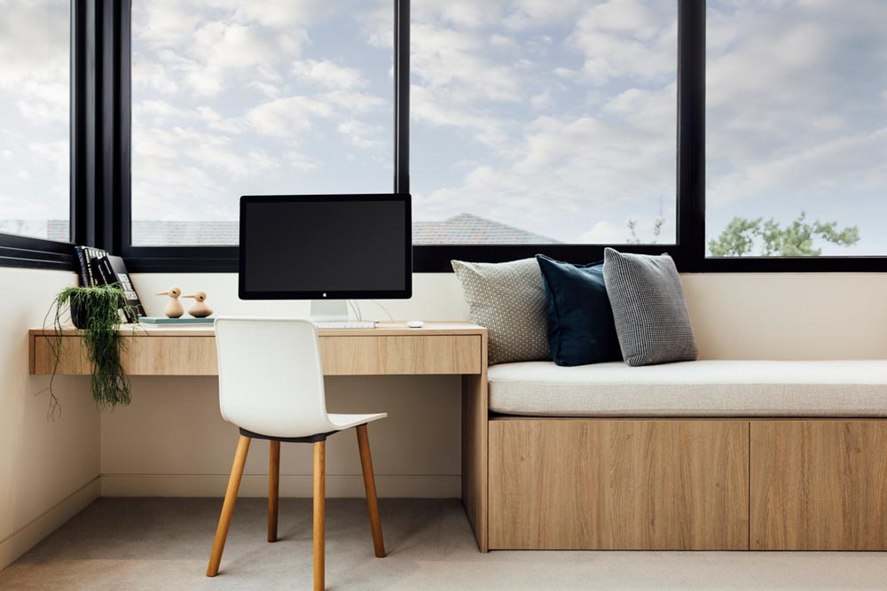 home extension office design ppa - Armadale 4
