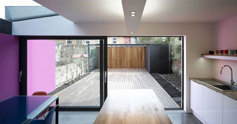 parchment street extension - home extensions