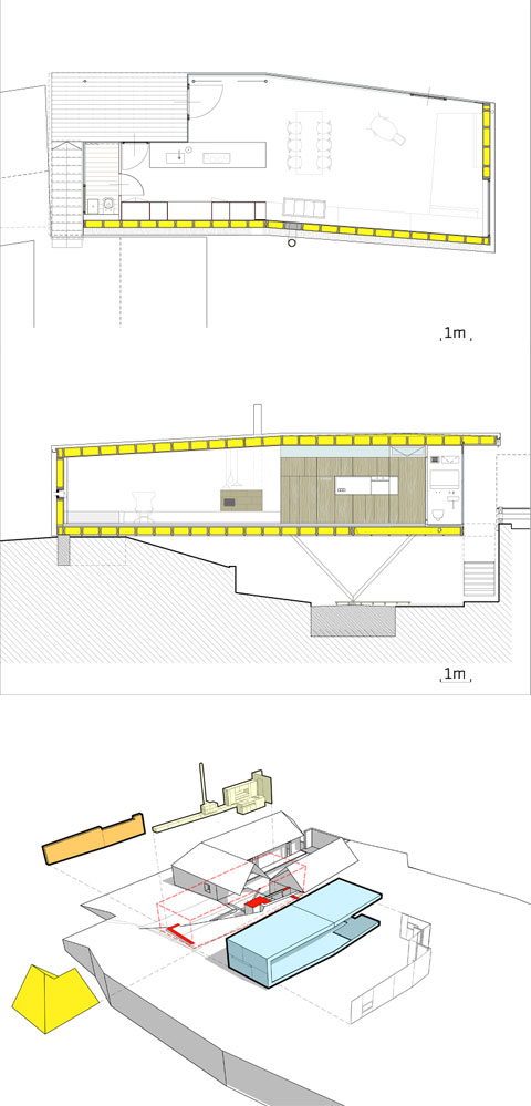 home extension plan flag - FLAG: Extending time and space
