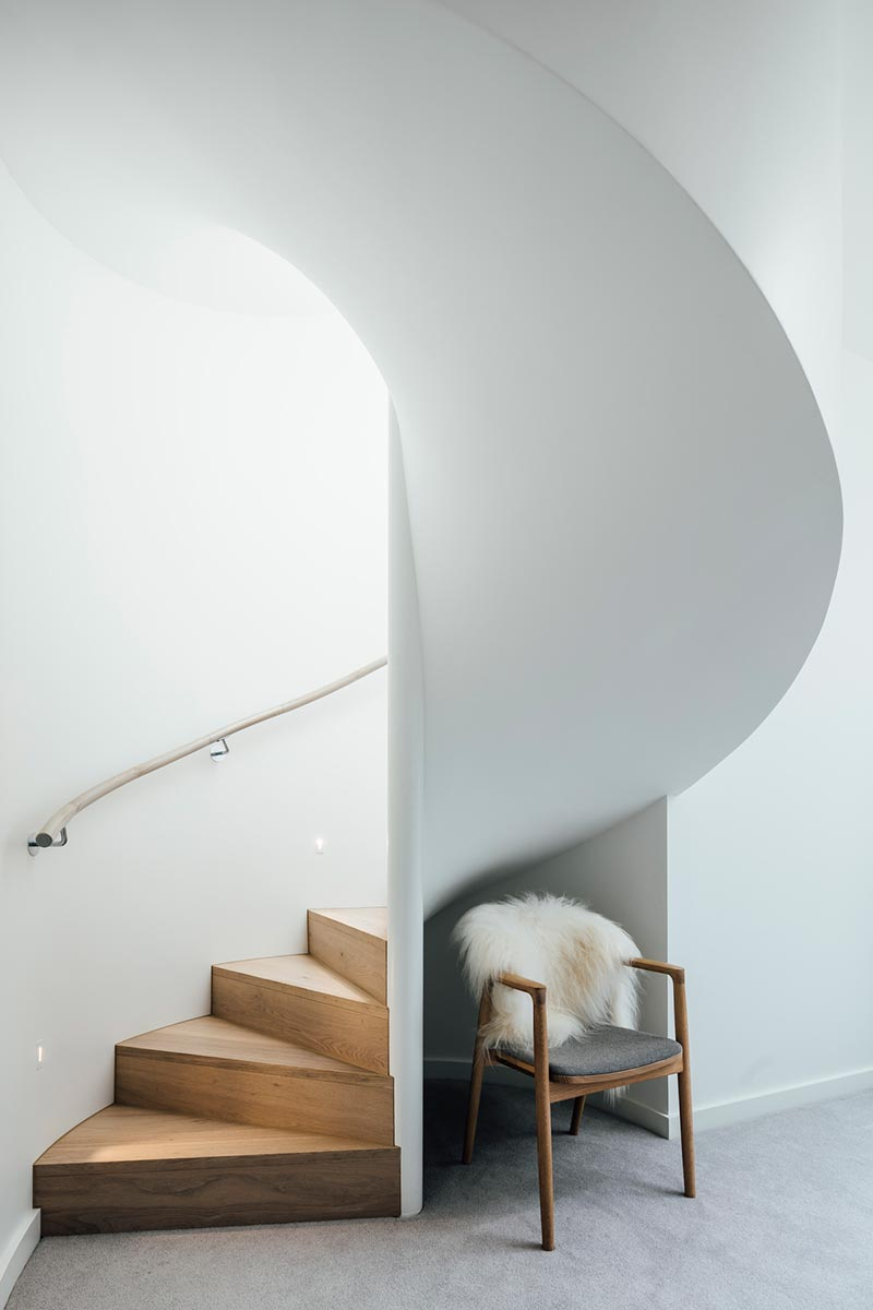 home extension stairs design ppa - Armadale 4