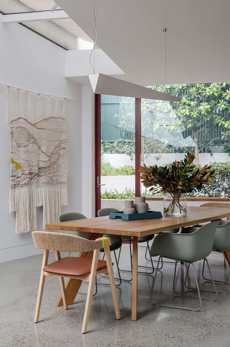 home interior dining design lot1 - Headland House